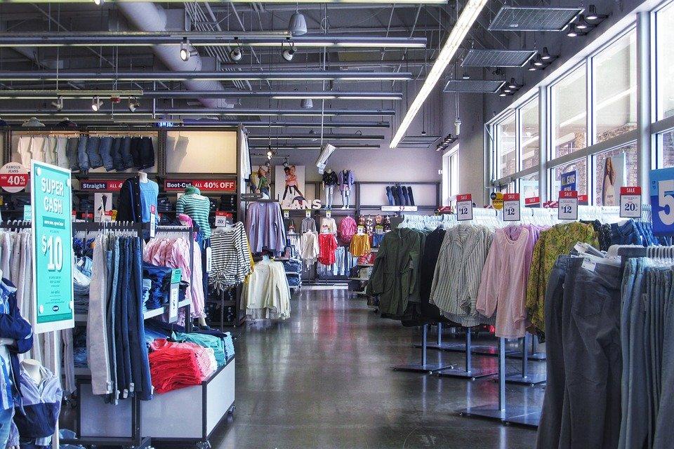 vender roupa