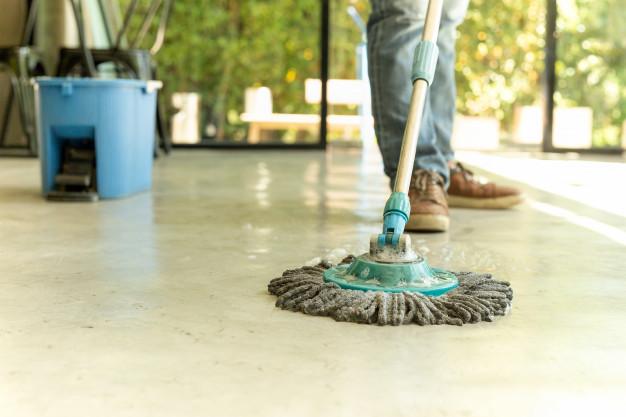 Limpeza pós obra é reconhecida por baixo custo