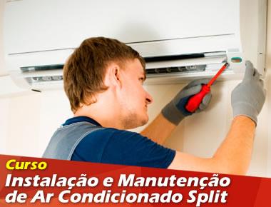 curso instalação ar condicionado
